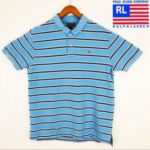 Polo Jeans Ralph Lauren MFG short sleeve polo